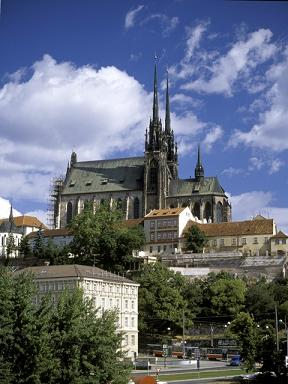 Brno Cathedral (St. Peter and St. Paul Cathedral)