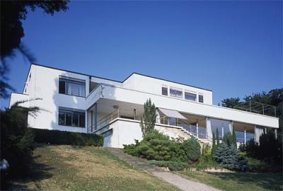 Villa Tugendhat in Brno - UNESCO World Heritage Site